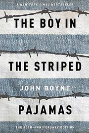 Book Cover for THE BOY IN THE STRIPED PAJAMAS