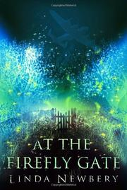 Cover art for AT THE FIREFLY GATE