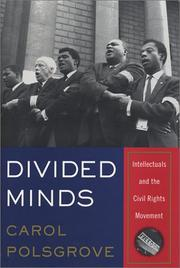 DIVIDED MINDS by Carol Polsgrove