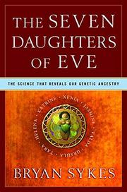 Book Cover for THE SEVEN DAUGHTERS OF EVE