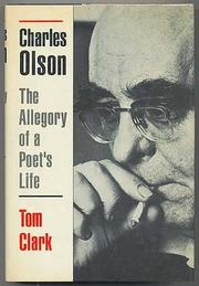 CHARLES OLSON by Tom Clark