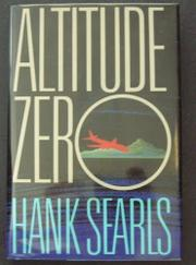 ALTITUDE ZERO by Hank Searls