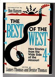 THE BEST OF THE WEST 4 by James Thomas