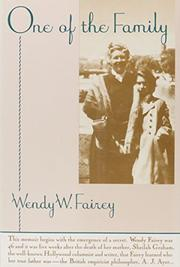 ONE OF THE FAMILY by Wendy W. Fairey