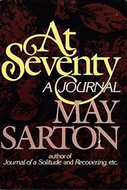 ENDGAME by May Sarton