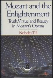 MOZART AND THE ENLIGHTENMENT by Nicholas Till