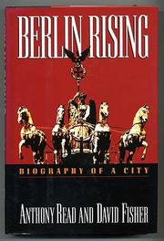 Cover art for BERLIN RISING