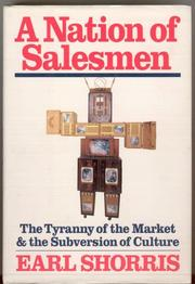 Book Cover for A NATION OF SALESMEN