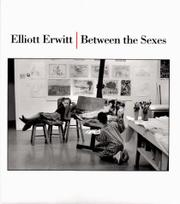 BETWEEN THE SEXES by Elliott Erwitt