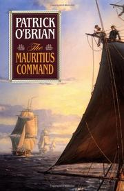 Cover art for THE MAURITIUS COMMAND