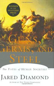 Cover art for GUNS, GERMS, AND STEEL