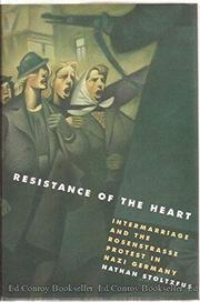 RESISTANCE OF THE HEART by Nathan Stoltzfus