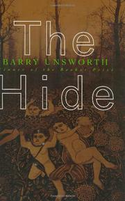 THE HIDE by Barry Unsworth