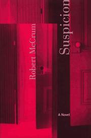SUSPICION by Robert McCrum