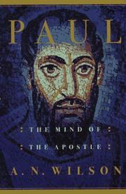 PAUL by A.N. Wilson