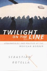 Cover art for TWILIGHT ON THE LINE