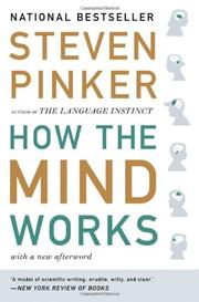 Book Cover for HOW THE MIND WORKS