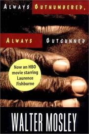 Cover art for ALWAYS OUTNUMBERED, ALWAYS OUTGUNNED