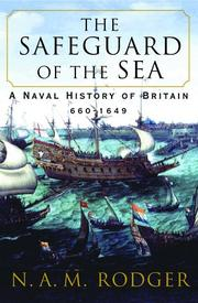 THE SAFEGUARD OF THE SEA by N.A.M. Rodger