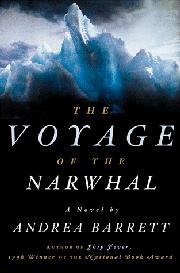 Cover art for THE VOYAGE OF THE NARWHAL