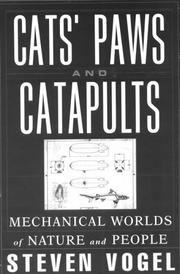 Book Cover for CATS' PAWS AND CATAPULTS