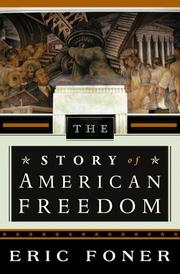 Book Cover for THE STORY OF AMERICAN FREEDOM