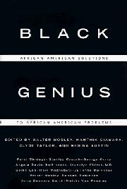 BLACK GENIUS by Walter Mosley