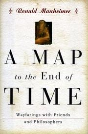 Cover art for MAP TO THE END OF TIME