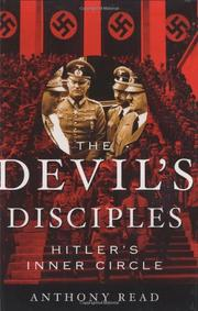 Cover art for THE DEVIL'S DISCIPLES
