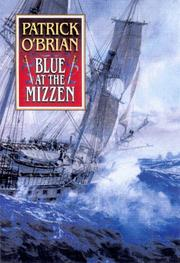 Book Cover for BLUE AT THE MIZZEN