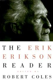 Book Cover for THE ERIK ERIKSON READER
