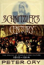 Cover art for SCHNITZLER'S CENTURY