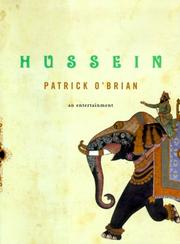 HUSSEIN by Patrick O'Brian