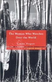 Cover art for WOMAN WHO WATCHES OVER THE WORLD