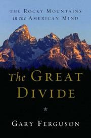THE GREAT DIVIDE by Gary Ferguson