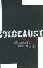 HOLOCAUST by Debórah Dwork