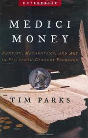 Book Cover for MEDICI MONEY