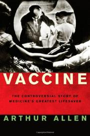 Cover art for VACCINE