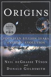 ORIGINS by Neil deGrasse Tyson