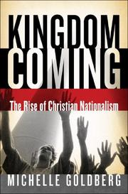 Cover art for KINGDOM COMING