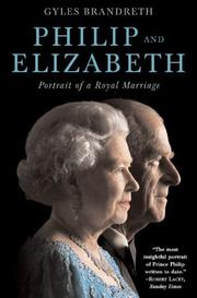 Book Cover for PHILIP AND ELIZABETH