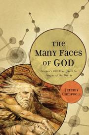 Book Cover for THE MANY FACES OF GOD