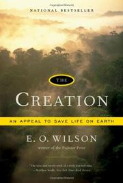 Book Cover for THE CREATION