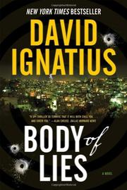 Book Cover for BODY OF LIES