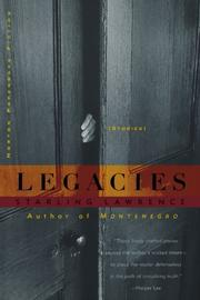 LEGACIES: Stories by Starling Lawrence