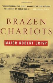 BRAZEN CHARIOTS by Maj. Robert Crisp