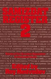 SAMIZDAT REGISTER 2 by Roy--Ed. Medvedev