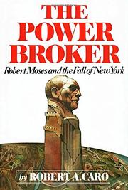 Cover art for THE POWER BROKER