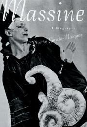 MASSINE by Vicente García Márquez