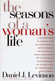 Cover art for THE SEASONS OF A WOMAN'S LIFE